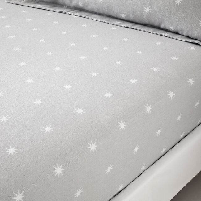 BRUSHED COTTON REALT Single Fitted Sheet