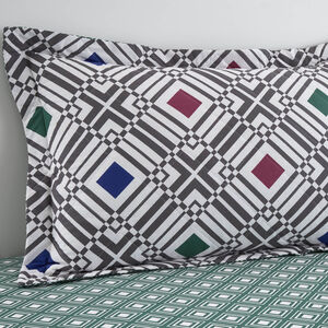 Faulkner Green Pillowshams 50cm x 75cm