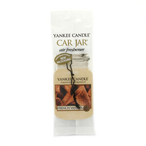Yankee Candle French Vanilla Car Jar
