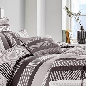 Lyons Grey Cushion 30cm x 50cm