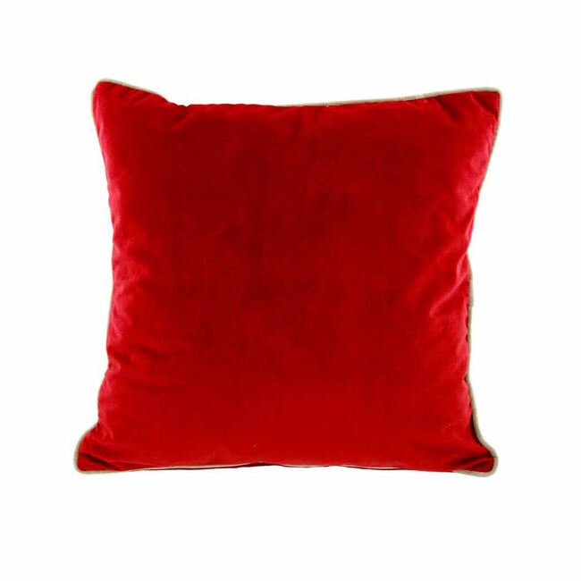 Naomi Red Cushion 58cm x 58cm