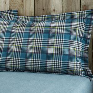 Brushed Cotton Rathruane Oxford Pillowcase Pair
