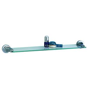 Milano Glass Bathroom Shelf