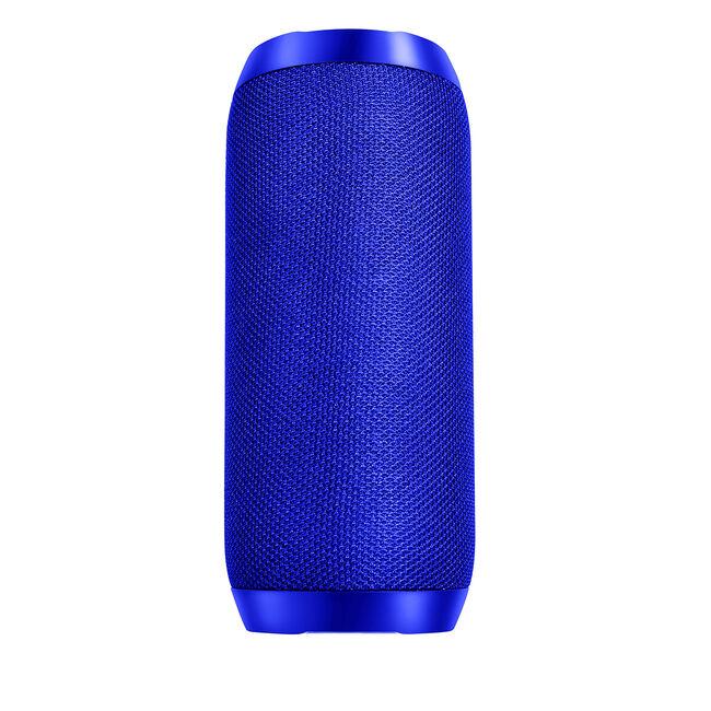 Sonarto 10W Bluetooth Barrel Speaker - Blue