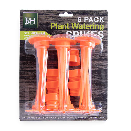 Plant Watering Spikes 6 Pieces