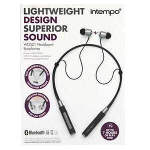 Intempo Bluetooth Neckband Earphones