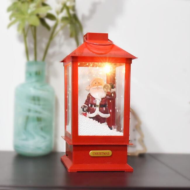 Snowing Musical Lantern