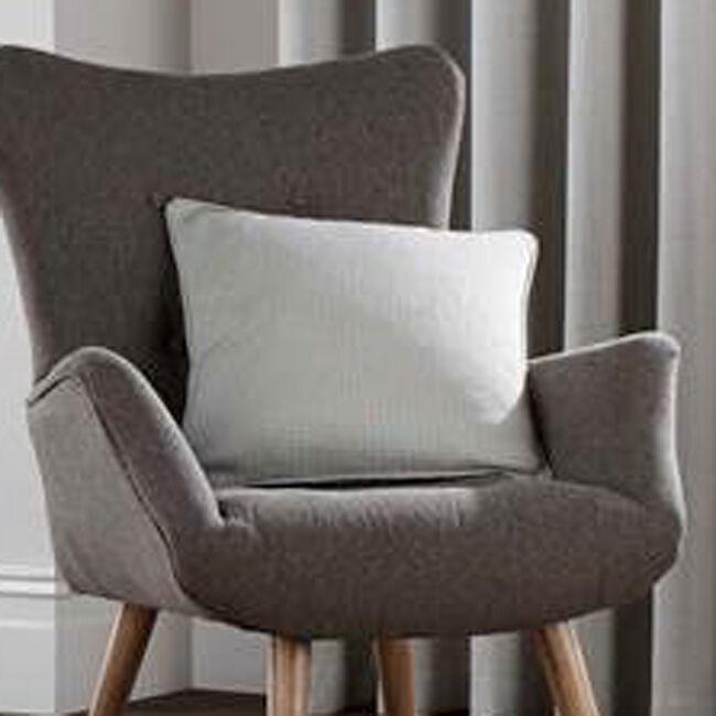 Woven Geo Natural Cushion 58cm x 58cm