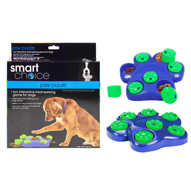 Smart Choice Paw Puzzle