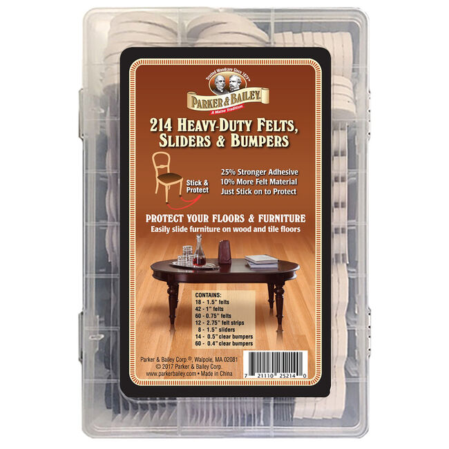 Parker & Bailey Brown Floor Protection Kit