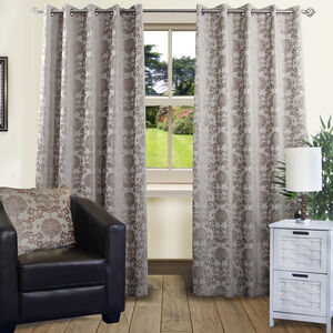 SHELBOURNE BEIGE 66x54 Curtain