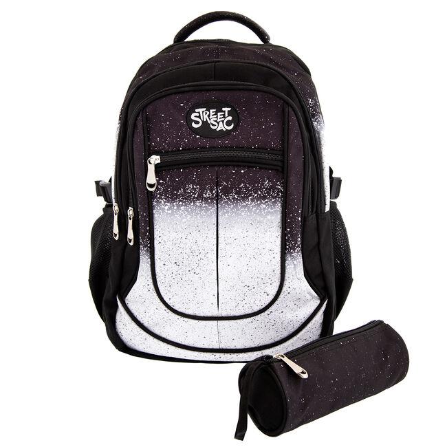 StreetSac Midnight Ombre Schoolbag