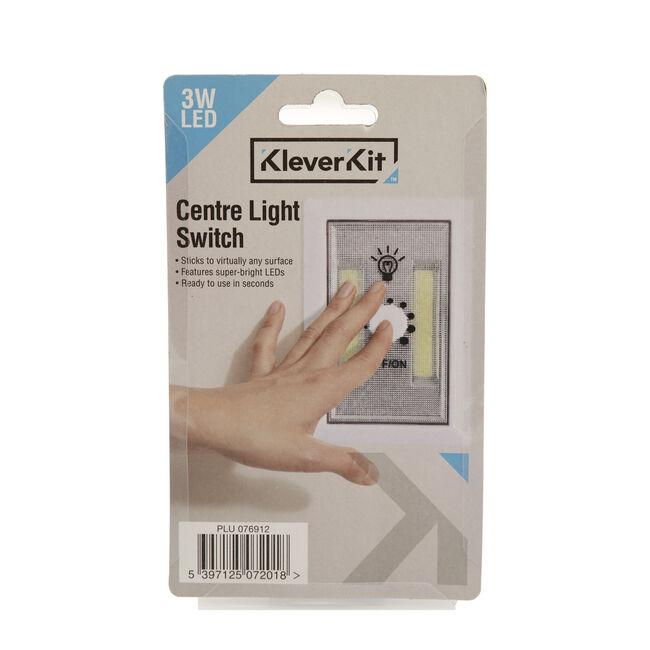 Kleverkit Centre Light Switch