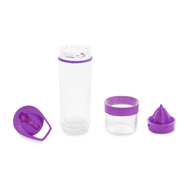 Bodygo Fruit Fusion Water Bottle - Purple