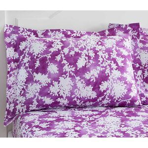 Kamilia Berry Oxford Pillowcase Pair