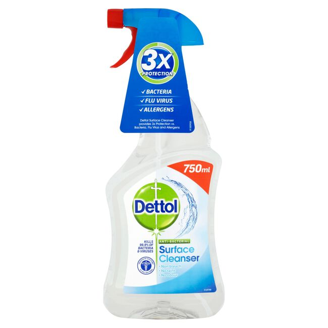 Dettol Antibacterial Surface Cleanser - 750ml