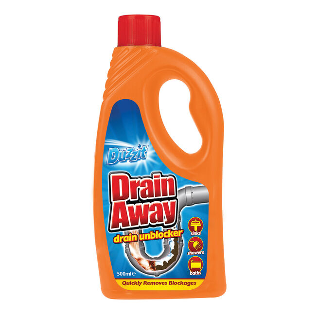 Duzzit Drain Away Liquid 500ml