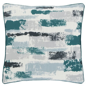 Painterly Green 45x45 Cushion