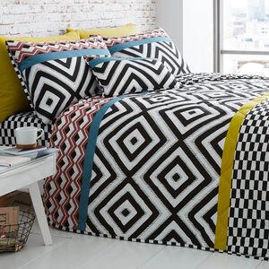 Susie Stripe Bedspread 200cm x 220cm