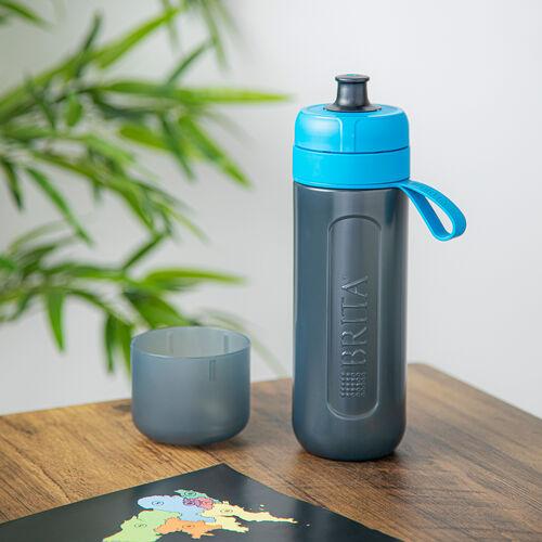 Brita Fill & Go Active Water Bottle - Blue