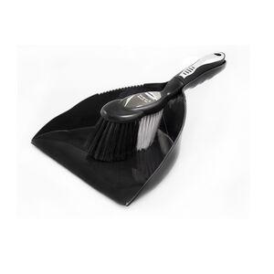 Hallmark Graphite Dustpan and Brush