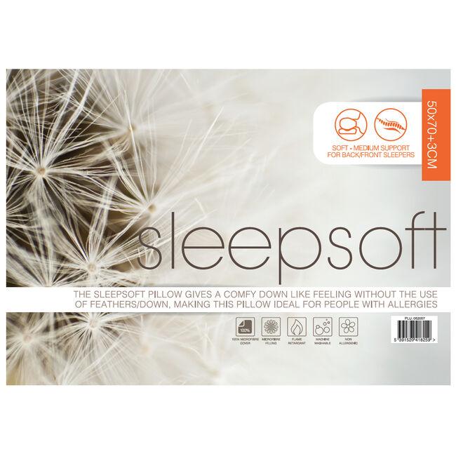Sleepsoft Microfibre Pillow