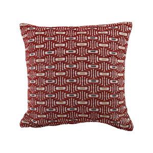 Laura-Jane Red Cushion 45cm x 45cm