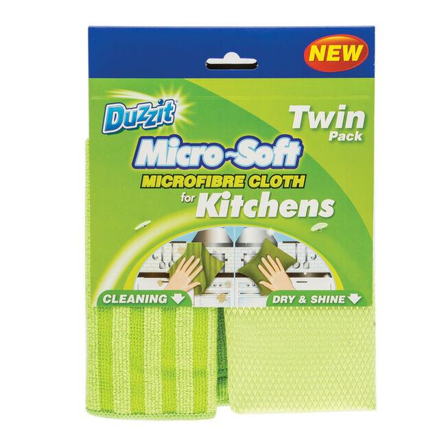 Duzzit Kitchen Cloth 2pk