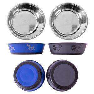 Anti Skid Fusion Pet Bowl 1600ml - 21.5cm