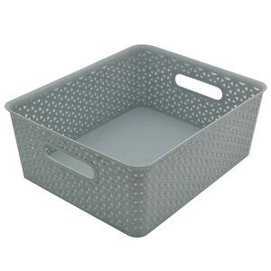 Basket Grey 14.5L