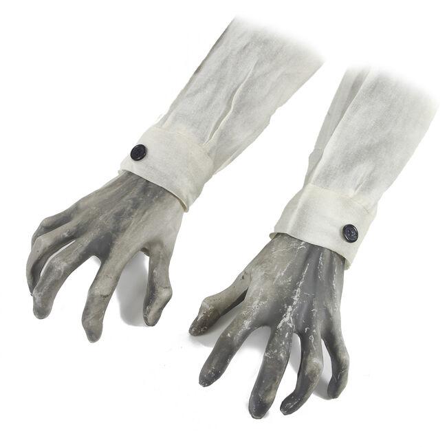 Freaky Grey Creepy Hand