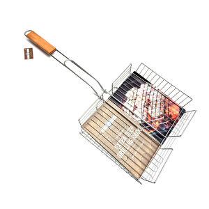 Premium Extra Deep Grilling Rack