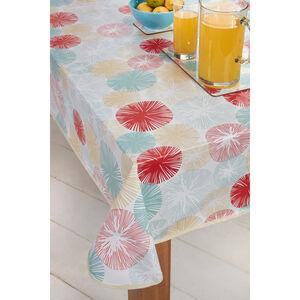 Sphere Sunshine Table Cloth
