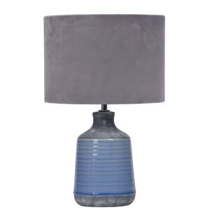 Grey Dawn Ceramic Table Lamp
