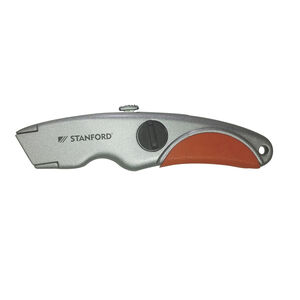 Heavy Duty Zinc Alloy Utility Knife
