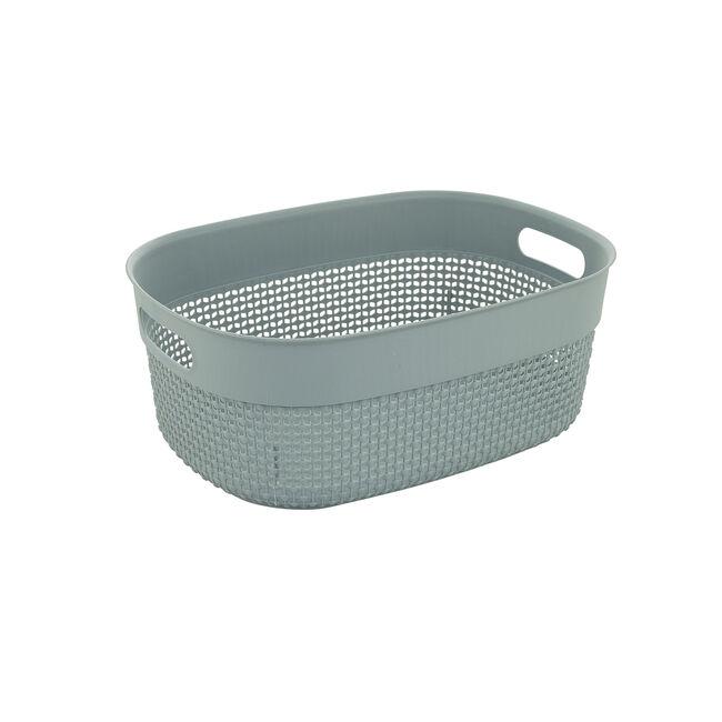 DOT Midnight Storage Basket 12L