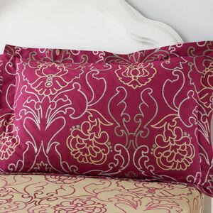 Antoinette Berry Oxford Pillowcase Pair