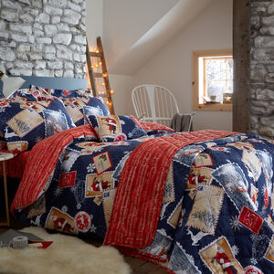 SINGLE DUVET COVER Sleigh mail