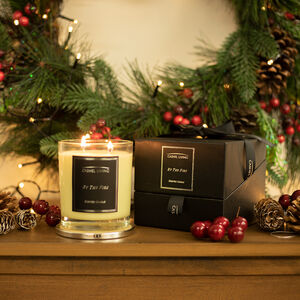 Cashel Living By The Fire Scented Candle