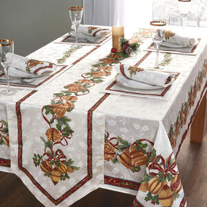 BELLS 160x183cm Table Cloth