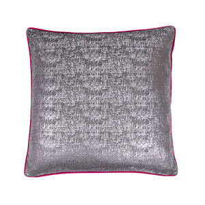 Elodie Cushion 45 x 45cm - Grey