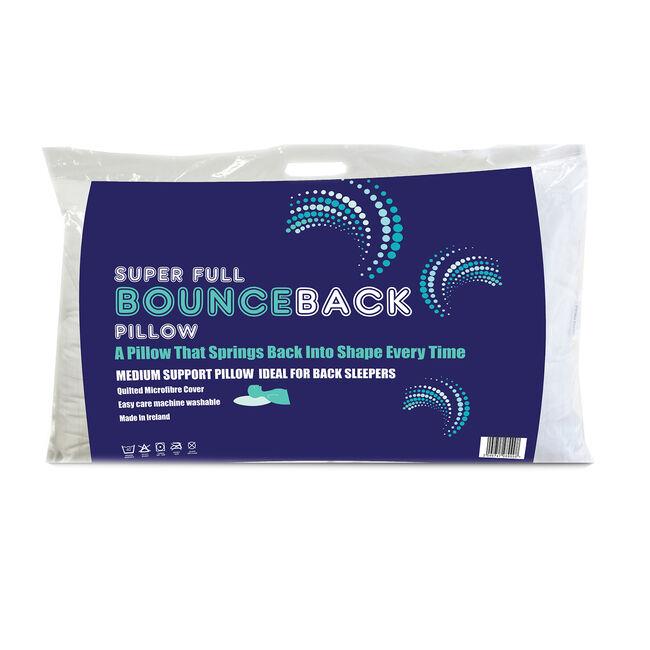 Super Full Bounce Back Pillow