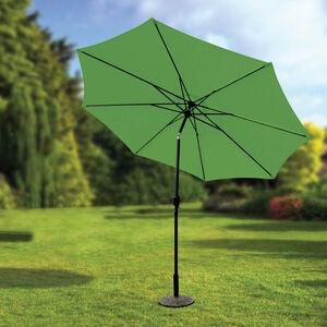 3M Crank & Tilt Sun Parasol Bright Green