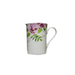 Romantic Spring Bone China Mug