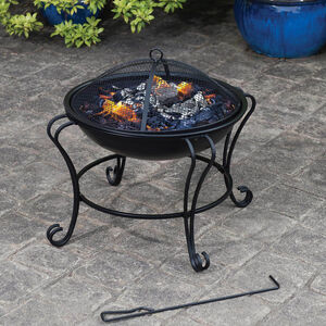 Arizona Round Firepit