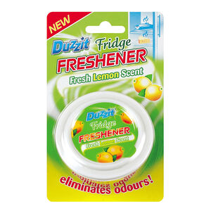 Duzzit Lemon Scented Fridge Freshener