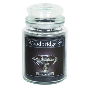 Woodbridge Black Diamond Large Jar