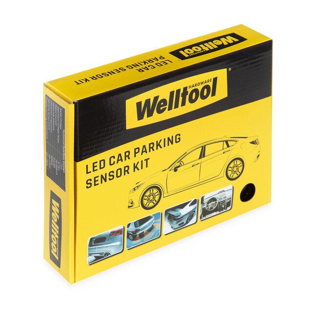 LED Car Parking Sensor Kit
