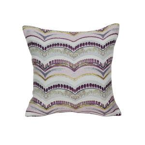 Soleil Cushion 43x43cm - Purple