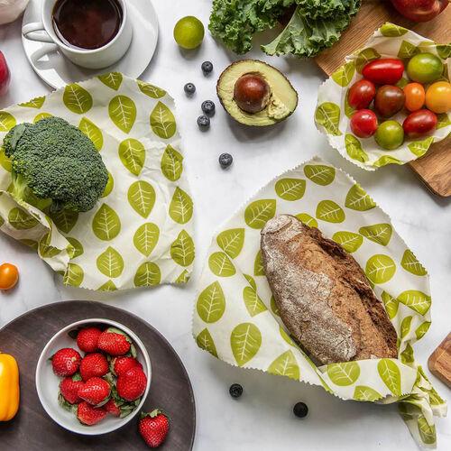 Tala Vegan Sandwich & Snack Wax Bag - 2 Pack